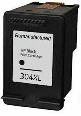 Refilled Ink For HP 304 XL Black Ink Cartridge HP 304XL For Use With HP • 16.89£