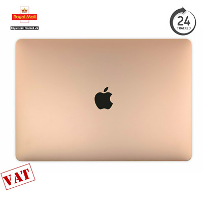 Apple MacBook Air 13 A1932 Retina LCD Dispaly Screen Assembly Rose Gold • 274.99£