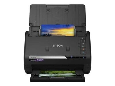 EpsonFastFoto FF-680W Scanner Rental   3 Day Rental With Delivery & Collection • 79.95£