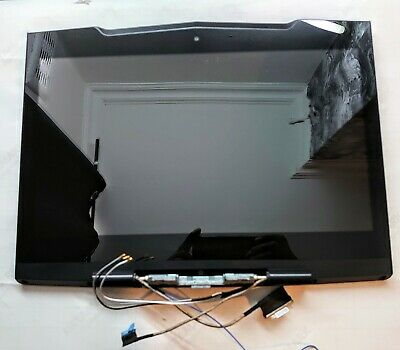 Genuine Dell Alienware M15x P08G 15.6  FHD LED LCD Complete Screen Assembly  • 149.99£