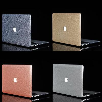 Shiny Rubberized Case Cover Hardshell For MacBook Air Pro Retina Touch Bar 12 13 • 10.99£