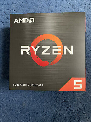 AMD Ryzen 5 5600X CPU - IN STOCK!! READY TO SHIP!! WITH WRAITH COOLER • 319.99£