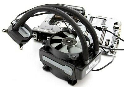 Corsair H80i V2 Liquid CPU Cooling AIO  • 9.38£