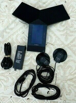 Polycom Real Presence Trio 8500 Conference Phone & MICS KIT FOR A NURSES FUND  • 150£
