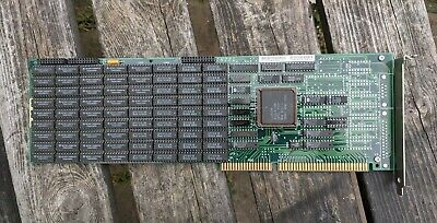 INTEL Above Board 4MB ISA Ram Memory Card For Vintage PC Computer • 74.99£