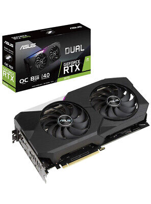 ASUS GeForce RTX 3070 DUAL OC 8GB GDDR6 Graphics Card (Arrive On The 12th) • 850£