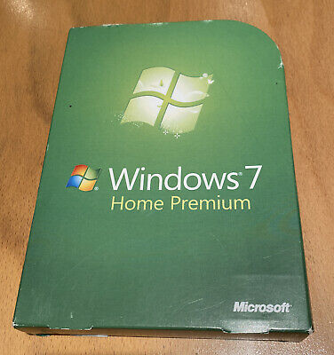 Windows 7 Home Premium Disc With Product Key • 28.50£