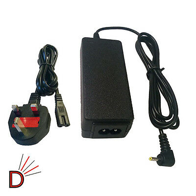For Samsung 12v Chromebook Series 3 XE303C12-A01UK Laptop Charger Adapter UK • 8.73£