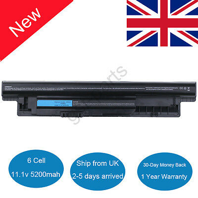 Laptop Battery MR90Y XCMRD For Dell Inspiron 14 17 3421 5421 3521 5521 3721 3537 • 15.99£