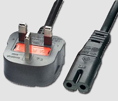 Quality Power Cable Lead Hp Envy 4500 5530 5532 120 All In One Printers Plug G03 • 6.99£