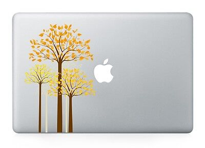 Macbook 13 Inch Decal Sticker Fenel And Apple Art For Apple Laptop • 6.16£