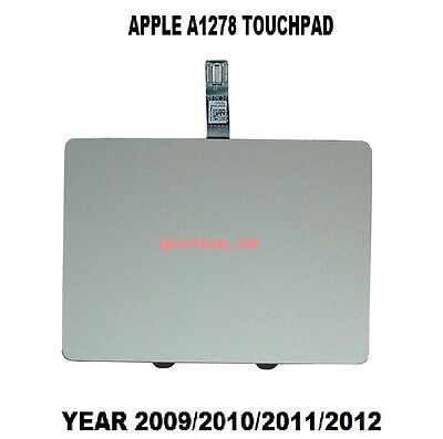 Geniune Apple Trackpad Touchpad +Cable For MacBook Pro 13  A1278(2009-2012) • 20.05£