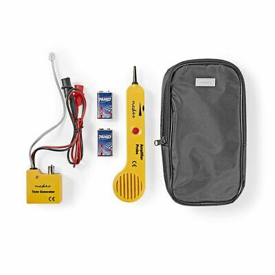 Tone Generator Cable Tester Continuity With Amplifier Probe • 29.92£
