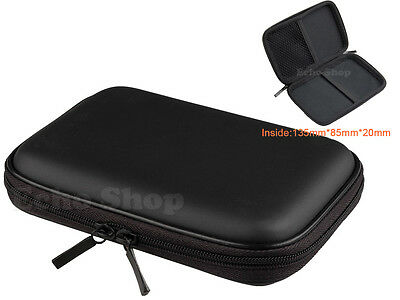 "HDD EVA Hard Carry Case Pouch For 2.5"" WD My Passport External SSD • 7.99£"