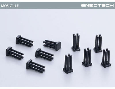 ENZOTECH MOS-C1-LE Forged Copper MOSFET Heatsink (10pcs) • 18.38£