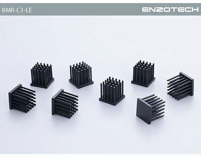 Enzotech BMR-C1-LE Copper BGA Heatsinks (8 Pcs) • 21.45£