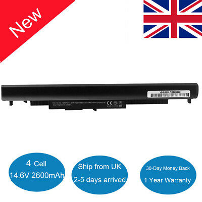 New 2600mAh Battery For HP 240 245 250 255 G4 HSTNN-LB6V/LB6U HS04 807957-001 • 16.79£