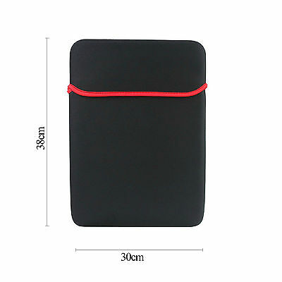 Soft Sleeve Protection Case Bag Cover F/ 15  15.4  15.6  Notebook Laptop Macbook • 3.39£