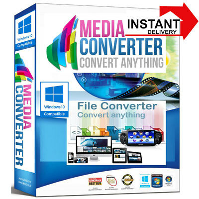 Any File Converter INSTANT DELIVERY Convert Video To Any Device • 4.99£