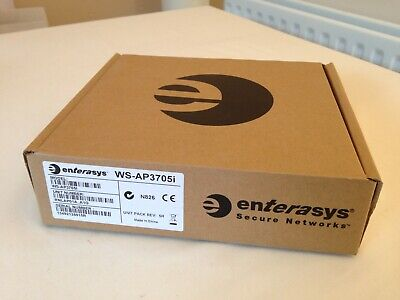 Enterasys / Extreme Networks WS-AP3705i Wireless Access Point • 45£