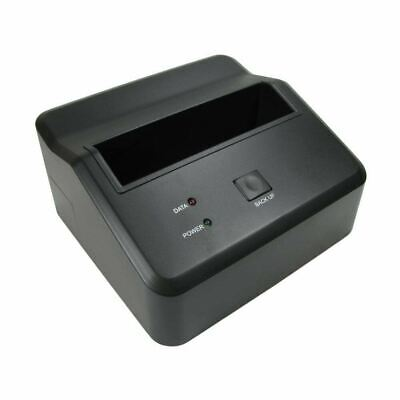 External USB 3.0 Dual 2.5  / 3.5  Hard Drive SATA HDD / SSD Docking Station Dock • 14.92£