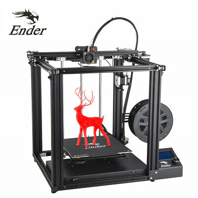 New Creality Ender 5 3D Printer Dual Y-axis 220X220X300mm DIY Printer UK Stock • 319.99£