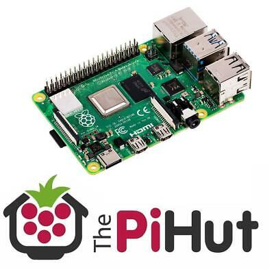 Raspberry Pi 4 Model B With 2GB RAM (2019 Model) • 40£