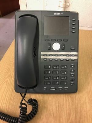 Snom 760 VoIP Phone With Power Supply - 12 Lines / Gigabit Colour Screen  • 42.99£