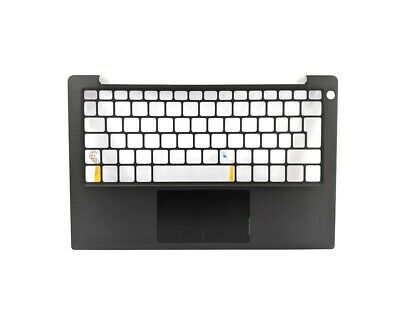 Genuine Original Dell XPS 13 9380 Palmrest With TouchPad UK / EU Layout 4HT27 • 39.99£
