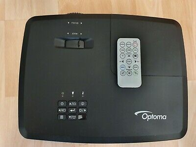 Optoma S321 Projector - Only Used For 8 Hours • 120£