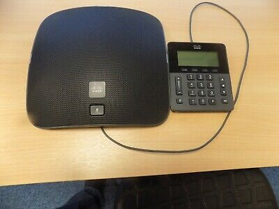 Cisco  IP Conference Phone - CP-8831-BASE-S Plus CP-8831-DCU-S Hand Set • 30£