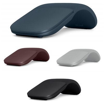 Microsoft Arc Bluetooth Wireless Touch Mouse - All Colours Available - UK Seller • 34.99£
