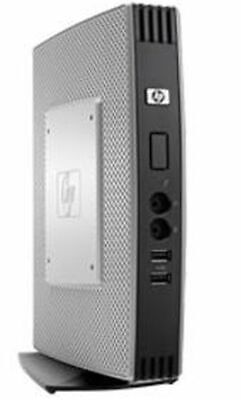 New HP Thin Client T5745 1GB RAM 1GB Flash With UK Keyboard & Power Adapter • 22.99£
