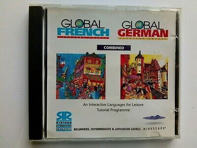 Learn How To Speak Leisure German French CD GLOBAL • 1.99£