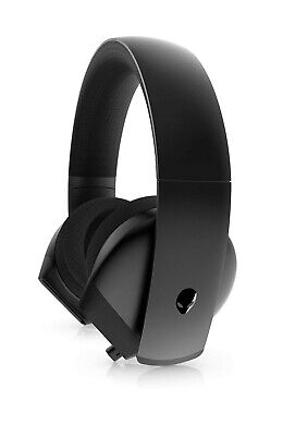 DELL Alienware AW310H Stereo Gaming Headset Headphones 545-BBCK • 49.99£