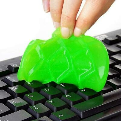 Keyboard Dust Cleaner Putty Gel Mini Portable Cleaning Kit PC Laptop USB MacBook • 5.99£