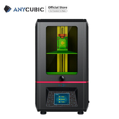 UK ANYCUBIC Photon UV LCD 3D Printer Full Assembled 2.8  Touchscreen+500ml Resin • 269£