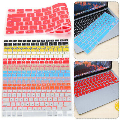 Soft Silicone Keyboard Cover For Apple Macbook Pro Air 13  15  17  • 2.09£
