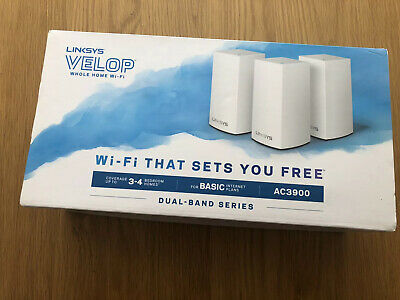 Linksys Velop AC3900 WHW0103-UK • 16£