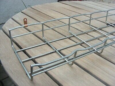 Under Desk Cable Management Rack Tray 80cm  • 8£