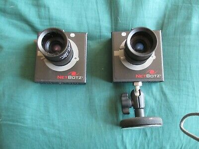 Netbotz Cameras - Old Style - Used - X 2 (TWO) • 35£