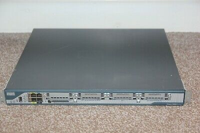 Cisco 2801 V01 Integrated Services Router • 24.99£