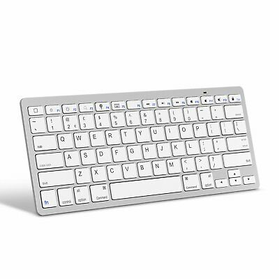 OMOTON Ultra-Slim Bluetooth Keyboard Compatible With IPad Pro 11/12.9 • 22.35£