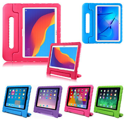 Huawei MediaPad M3 M5 T3 8 T5 10 Tablet Full Body Shockproof Case For Kids Stand • 11.95£