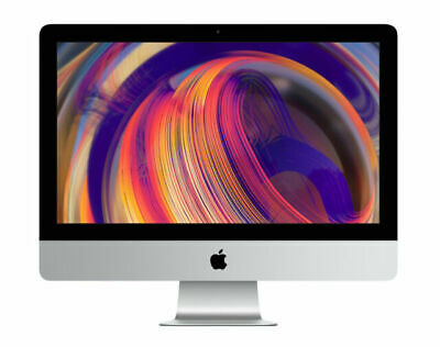 Apple IMac With 21.5in Retina 4K Display (1TB HDD, Intel Core I3 8th Gen.... • 950£