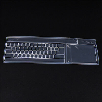Universal Silicone Laptop Computer Keyboard Cover Skin Protector Film 14  Inc GS • 3.47£