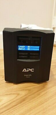 APC Smart-UPS (750 VA) - Line Interactive - Tower (SMT750I) UPS • 45£