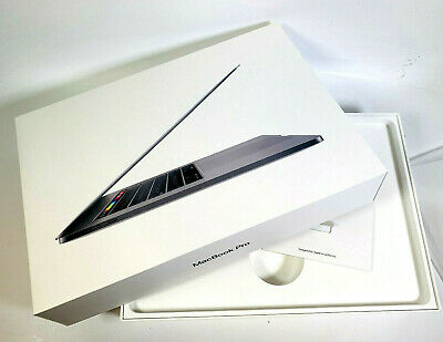 Apple MacBook Pro 15 Inch - Model A1990 - Space Grey MR972B/A - (Empty BOX ONLY) • 14.99£
