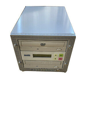 ACARD 1 To 1 CD DVD Duplicator Great Condition • 50£