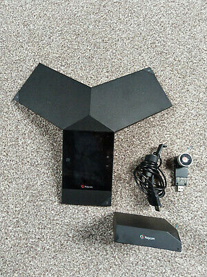 Polycom Trio 8800 Collaboration Kit, Camera, And Visual+ - Video Conference • 600£